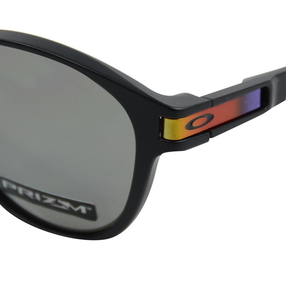 6963250495157 óculos oakley latch ruby fade prizm preto fosco. Carregando zoom.