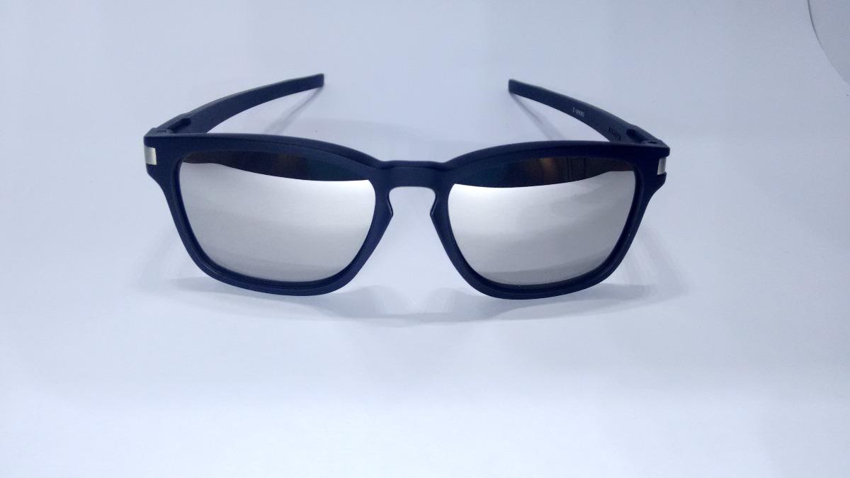2cfa1f51a Óculos Oakley Latch Square Fosco Masculino Feminino Import - R$ 120 ...
