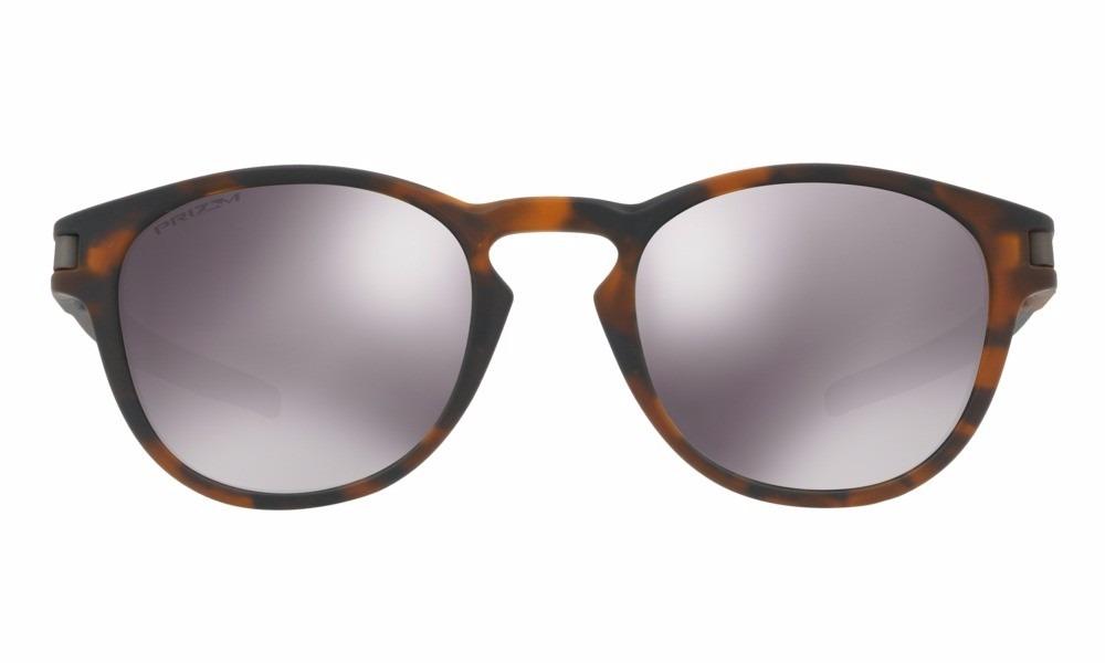 oculos oakley latch tortoise prizm oo9265-2253 original. Carregando zoom. 9378dc6a4f