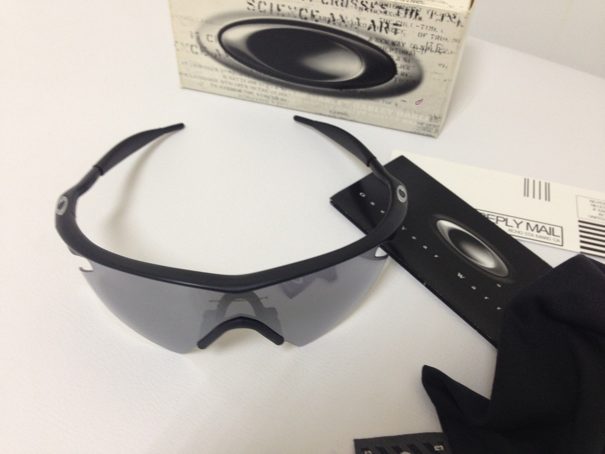 oakley m frame sweep black iridium