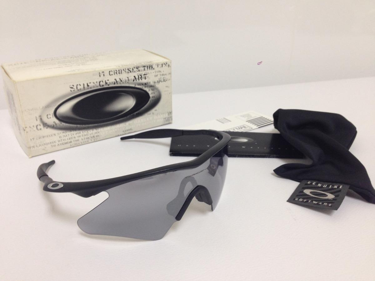 ac2aa0e5f2d6c óculos oakley m frame sweep xlj black iridium original novo. Carregando  zoom.