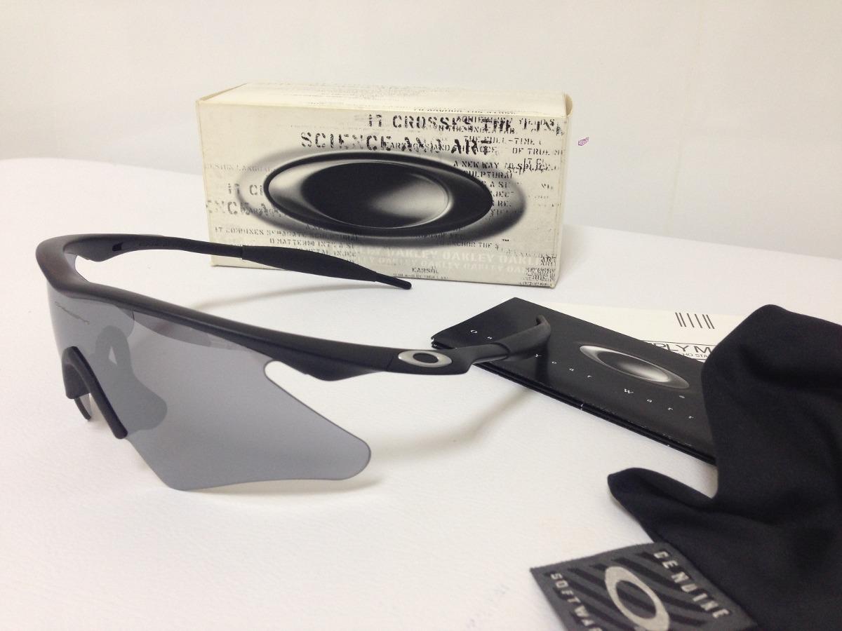 e0d020ae6 óculos oakley m frame sweep xlj black iridium original novo. Carregando zoom .