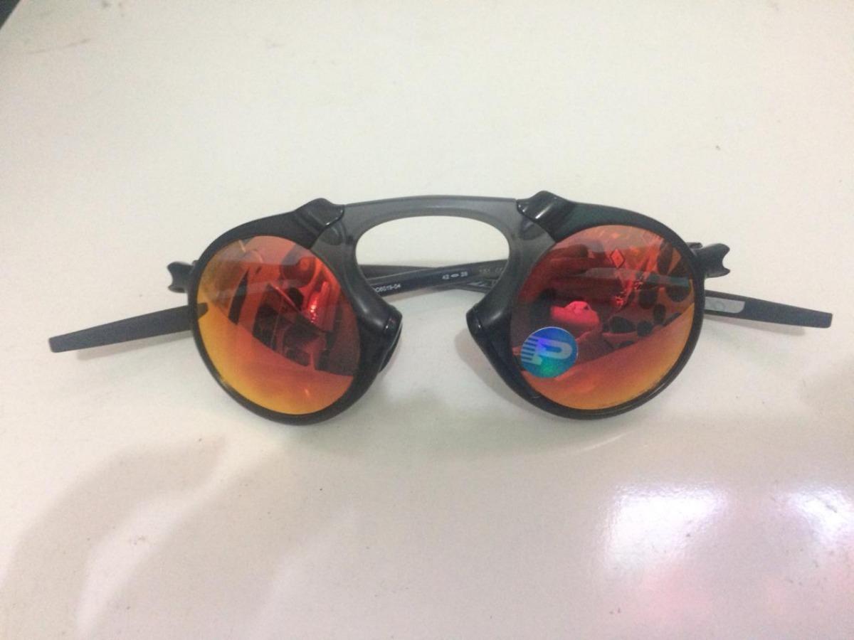 Óculos Oakley Madman Iridium Original - R  1.000,00 em Mercado Livre 13eb39428a