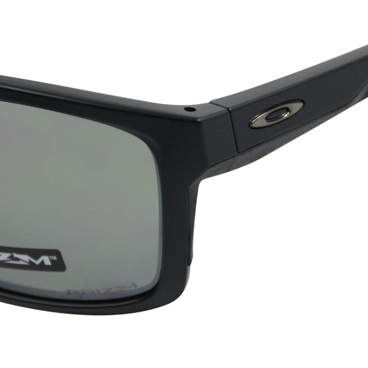 b4b17201fa267 Óculos Oakley Mainlink Matte Preto - R  781,00 em Mercado Livre