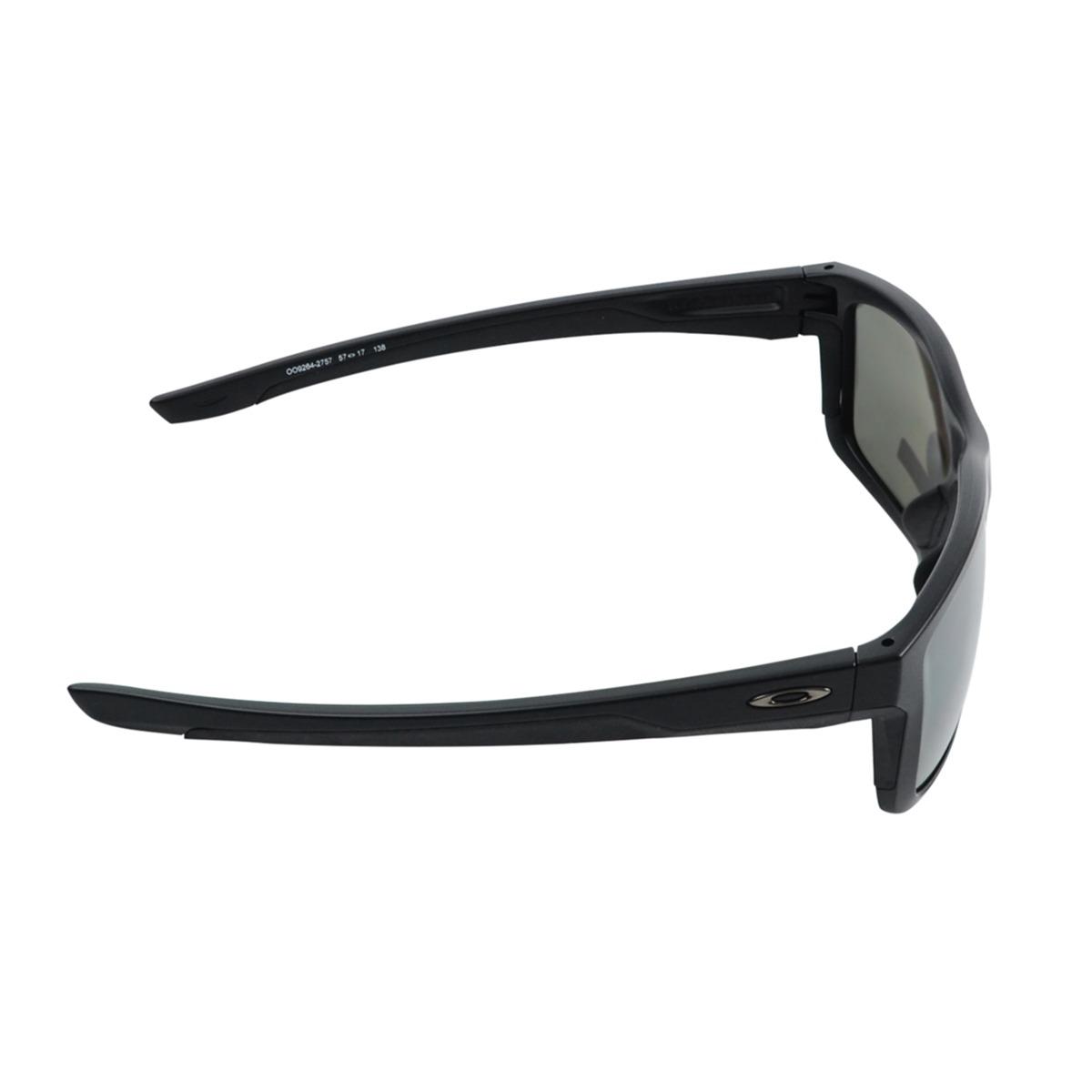 c95c3e57bc2c5 Óculos Oakley Mainlink Matte Preto - R  781,00 em Mercado Livre