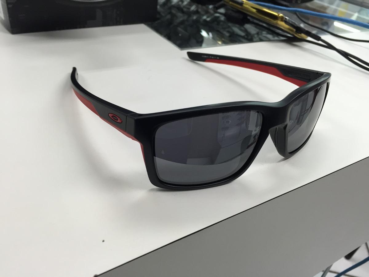 415bd7e82a240 oculos oakley mainlink oo9264-12 matte black black iridium. Carregando zoom.