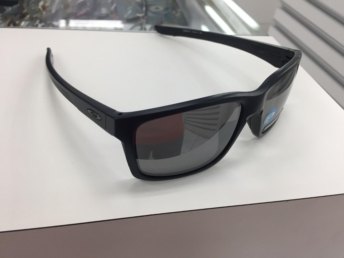 oculos oakley mainlink prizm poarized oo9264 2757 matte blac. Carregando  zoom. dc1656a754