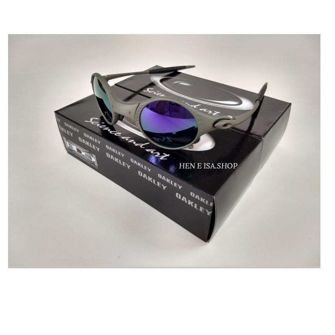 7cda54520c64e oculos oakley mars medusa roxa + certificado + teste 12x s j. Carregando  zoom.