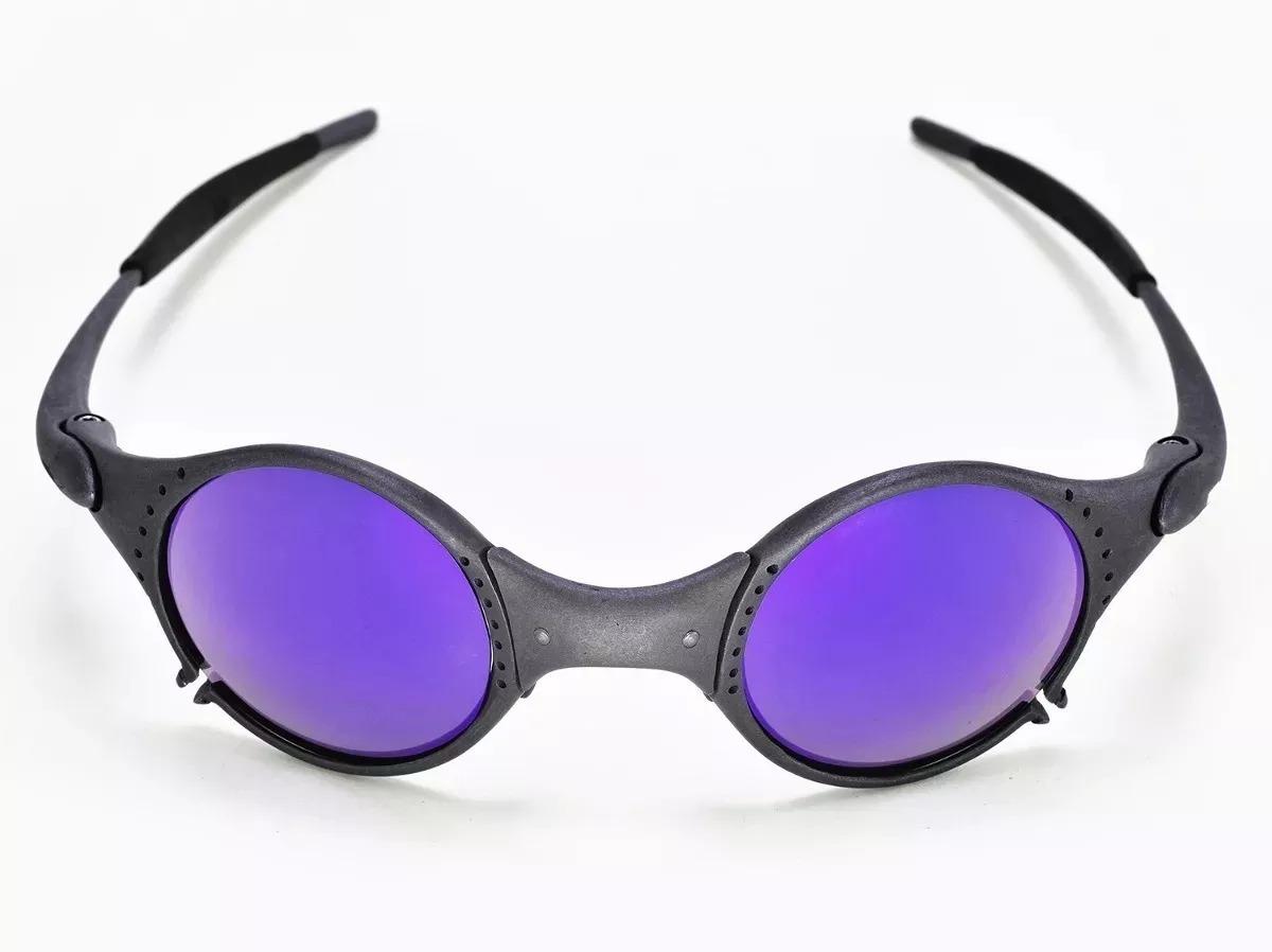 eeaeb7e8c óculos oakley mars medusa xmetal lente violet + kit original. Carregando  zoom.