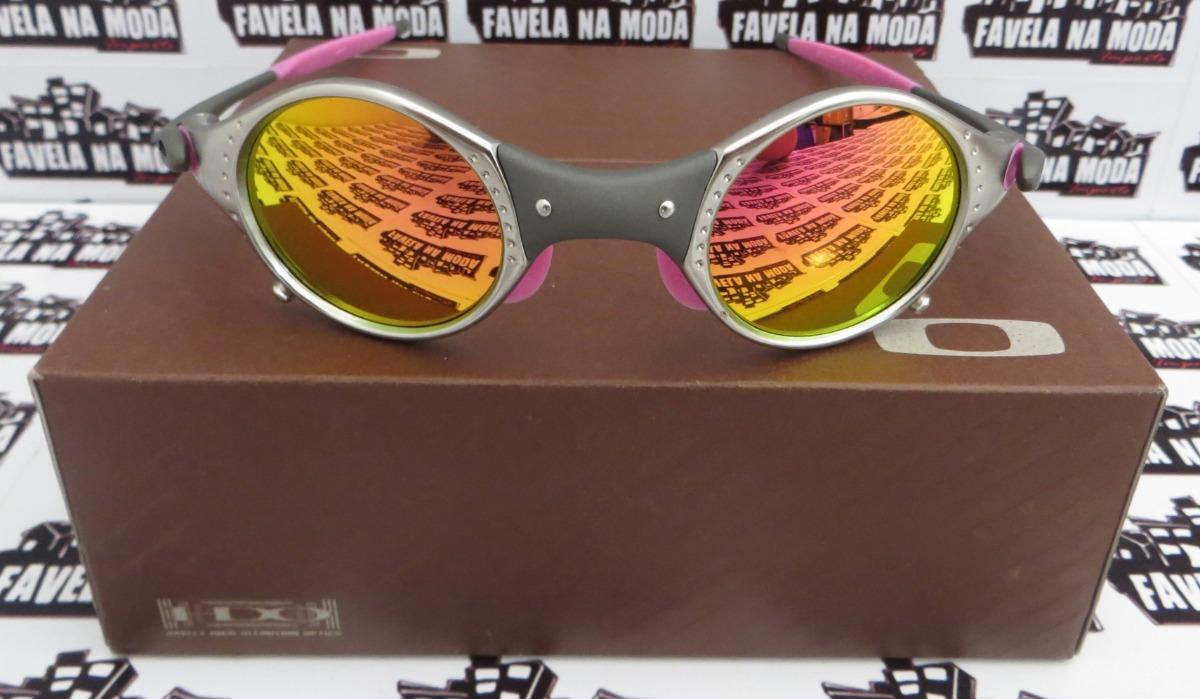 03f837ba3840b Óculos Oakley Mars   Tio2   Pink   + Par De Lentes - R  179,00 em ...
