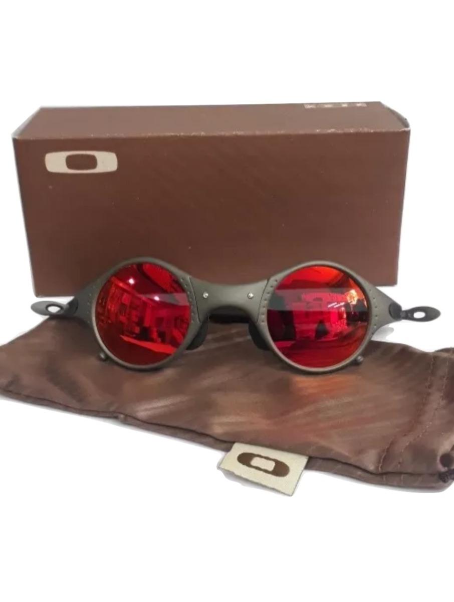 Óculos Oakley Mars - X-metal Dark Ruby - R  119,99 em Mercado Livre 20430024f3