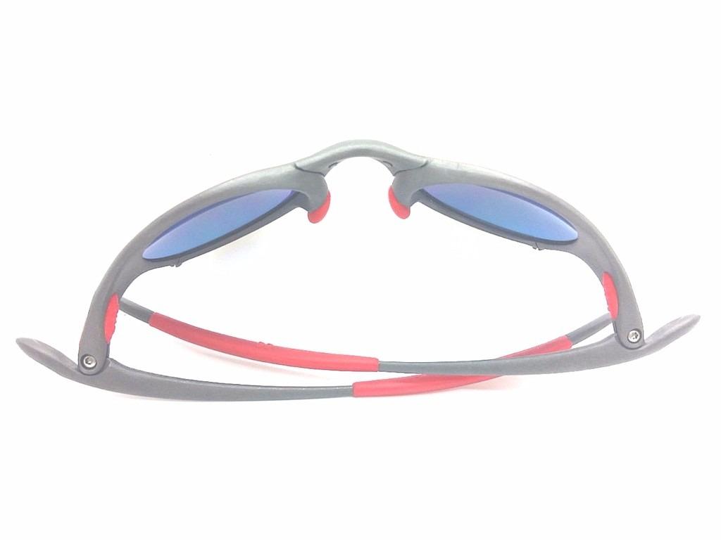 e81518176bb7e oculos oakley mars x metal ruby kit borracha vermelha. Carregando zoom.