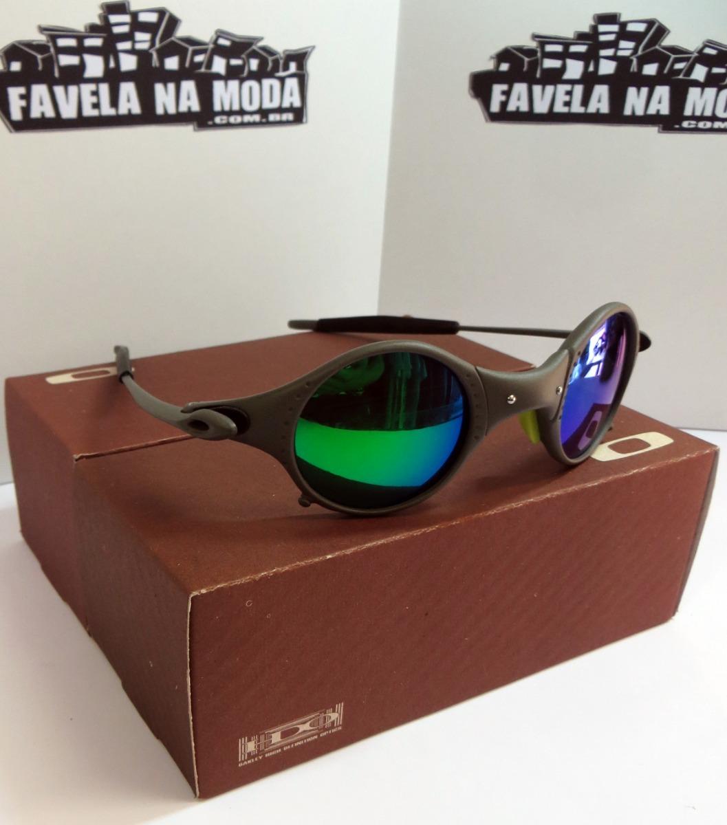 b363bb97eb52d óculos oakley mars   xmetal   green jade + par de lentes. Carregando zoom.