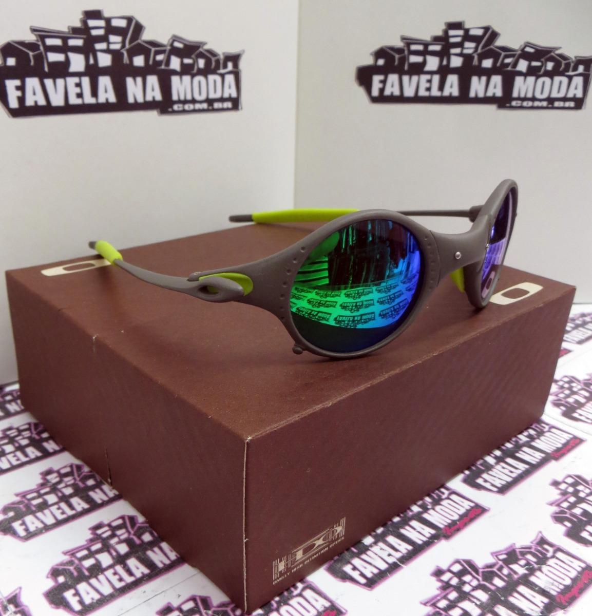 de634f2b83324 óculos oakley mars   xmetal   green jade   verde + lentes. Carregando zoom.