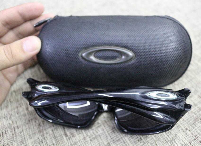 e75324eb9dea0 óculos oakley monsterdog original usado. Carregando zoom.