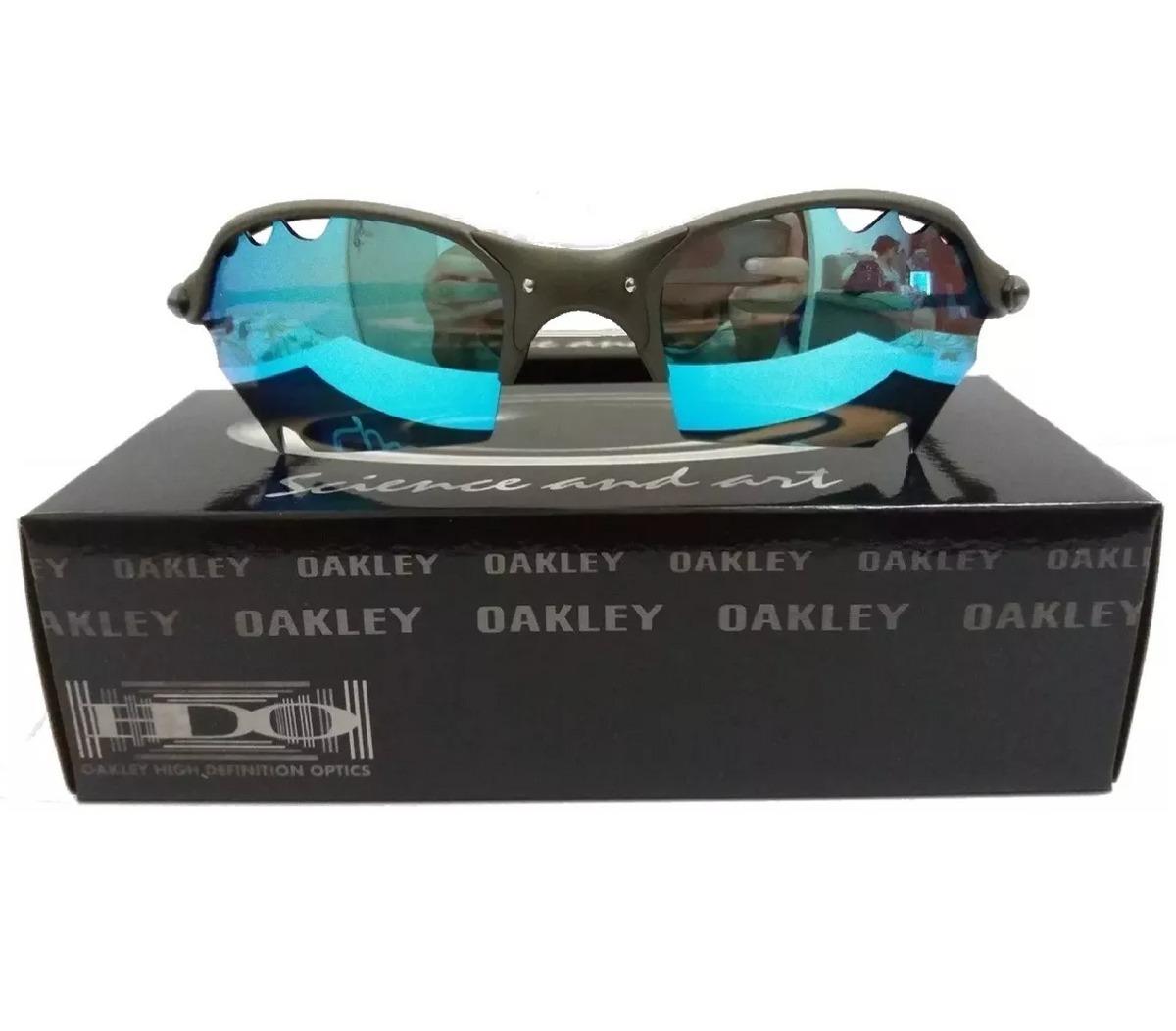 5f416f97c36a1 oculos oakley parriot ice thug + certificado + teste lente. Carregando zoom.