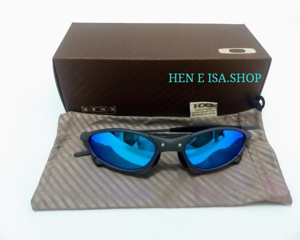 a452084dc Oculos Oakley Penny Azul Bebe +teste+frete 12xs/jur - R$ 120,00 em ...
