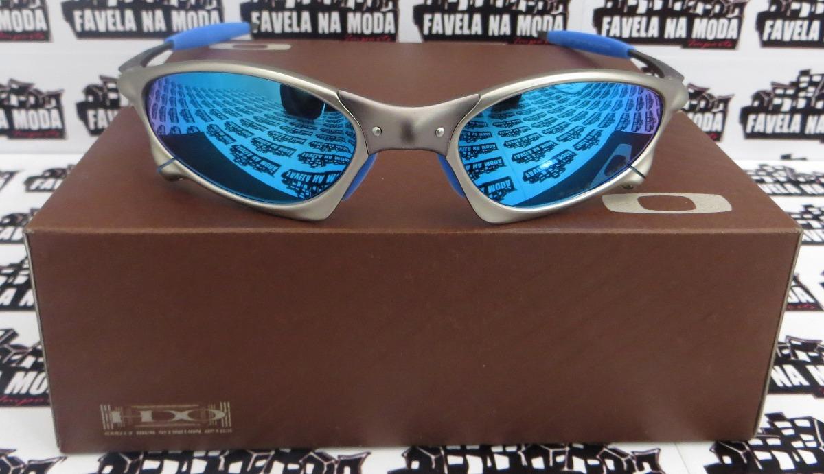 dcd72764b6a13 Óculos Oakley Penny   Plasma   Ice Thug + Par De Lentes + - R  179 ...