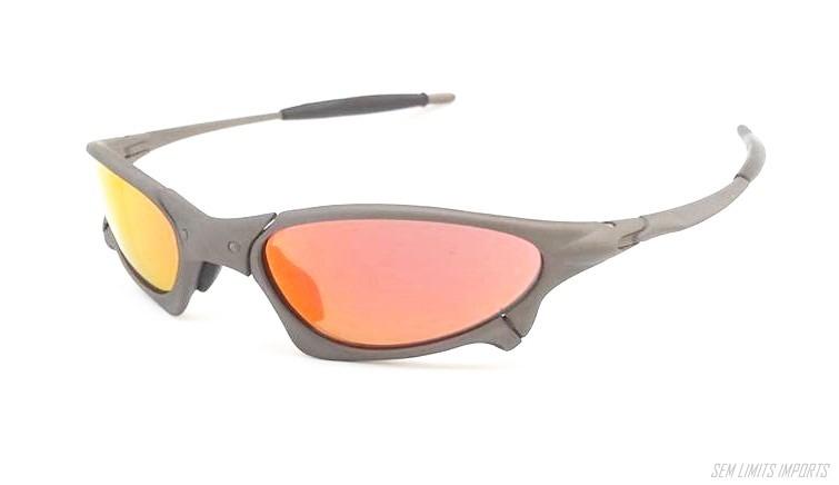 afdae013a1505 Oculos Oakley Penny Ruby Ciclope X Man Original Oferta - R  1.750