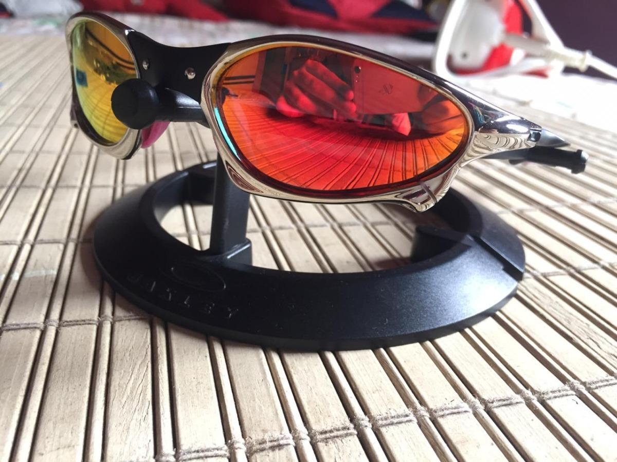 5c73072638ecd Óculos Oakley Penny Tio2 - Fire Ruby (numerada) - R  160,00 em ...