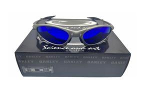 d78919772 Oculos Escuro Spay Lente Invertida Azul no Mercado Livre Brasil