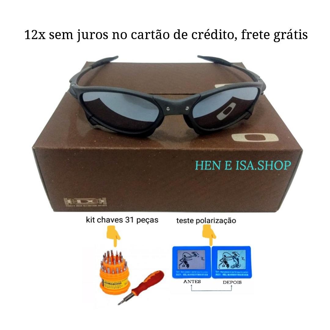 810955eab9fd5 oculos oakley penny x-metal espelhada +chaves+teste+frete. Carregando zoom.