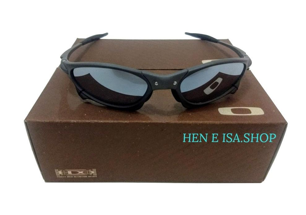 950eb4a8401db Oculos Oakley Penny X-metal Espelhada +saquinho+caixa Oakley - R  82 ...
