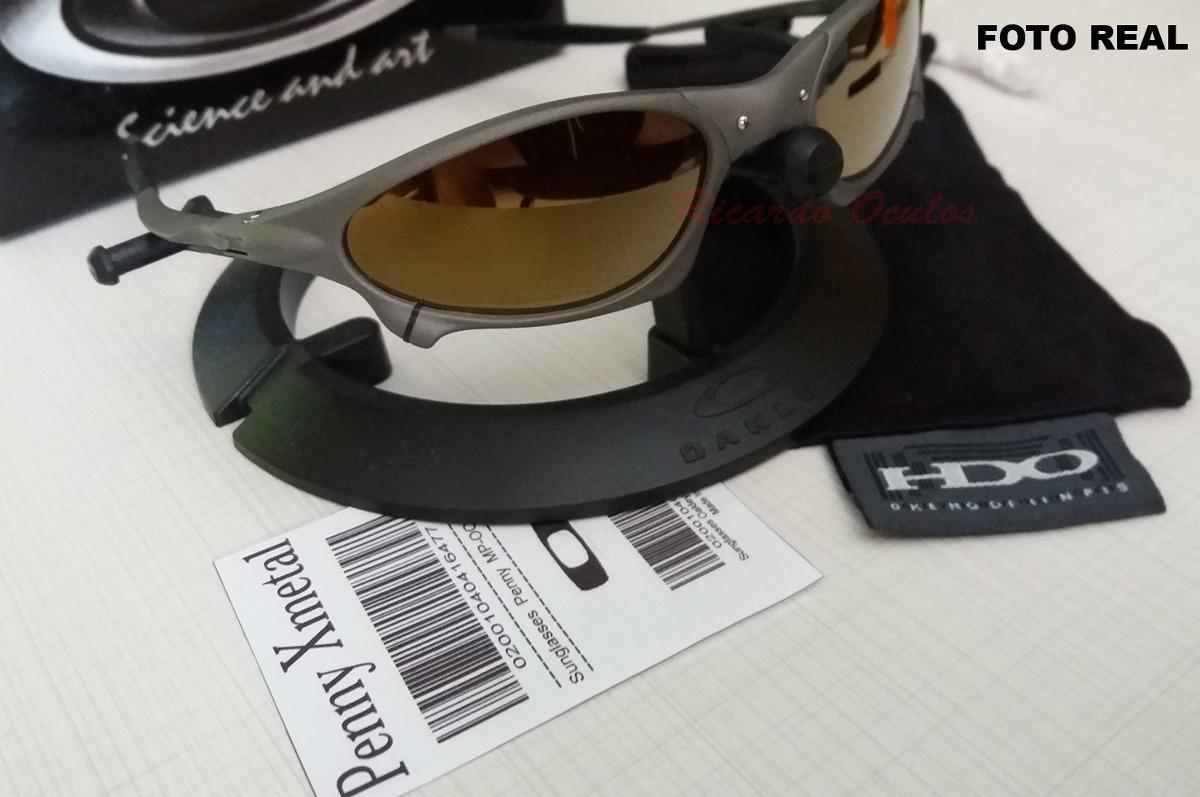 a9928006d ... shop oculos oakley penny xmetal lente dourada 24 polarizada usa. carregando  zoom. fc07e 10deb ...
