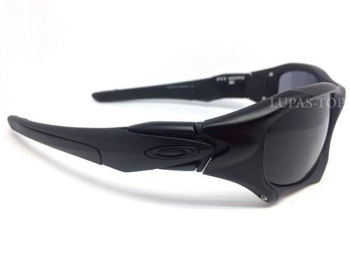 a3459e74d6bbe Óculos Oakley Pit Boss 2 X-metal Elite Preto Fosco Esportivo - R ...