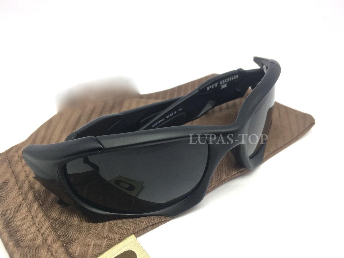 422d1e498a71c óculos oakley pit boss 2 x metal elite preto fosco esportivo. Carregando  zoom.