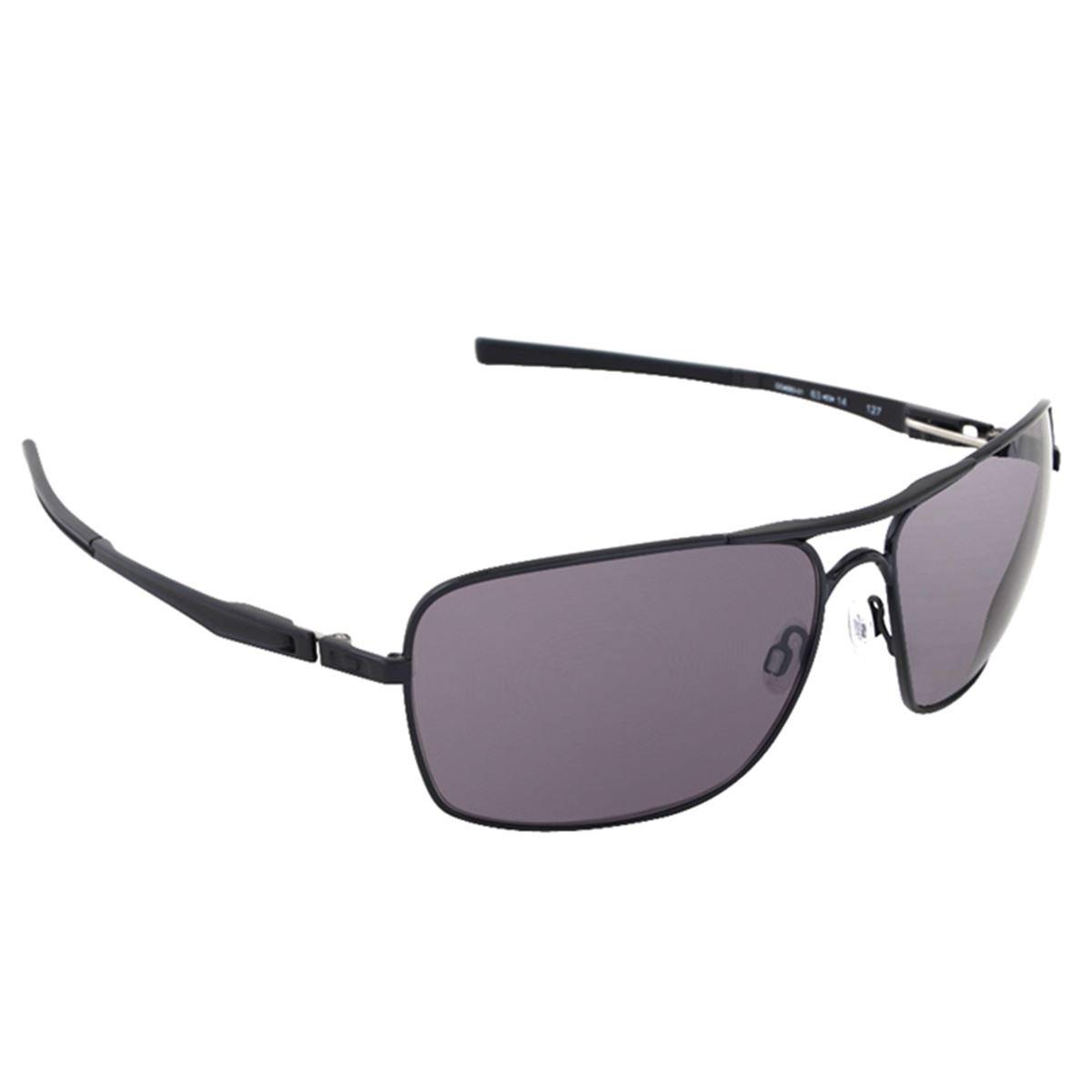 a723ecc6b3247 óculos oakley plaintiff square polished black w warm grey. Carregando zoom.
