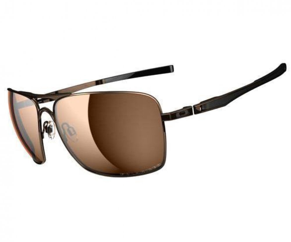 c621969e71846 óculos oakley plaintiff squared dark brown bronze polarized. Carregando  zoom.