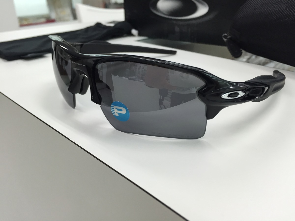 abde424c39e29 oculos oakley polarizado flak 2.0 xl 009188-08 original. Carregando zoom.