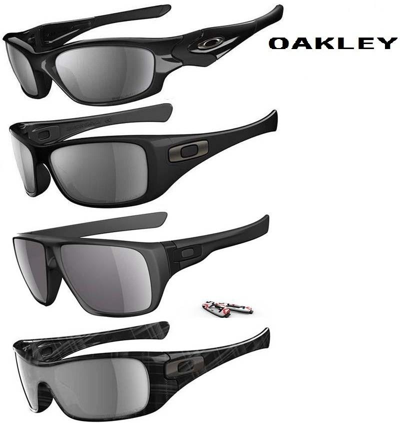 óculos oakley polarizado vários modelos gascan, antix, fuel. Carregando  zoom. d57844dabd