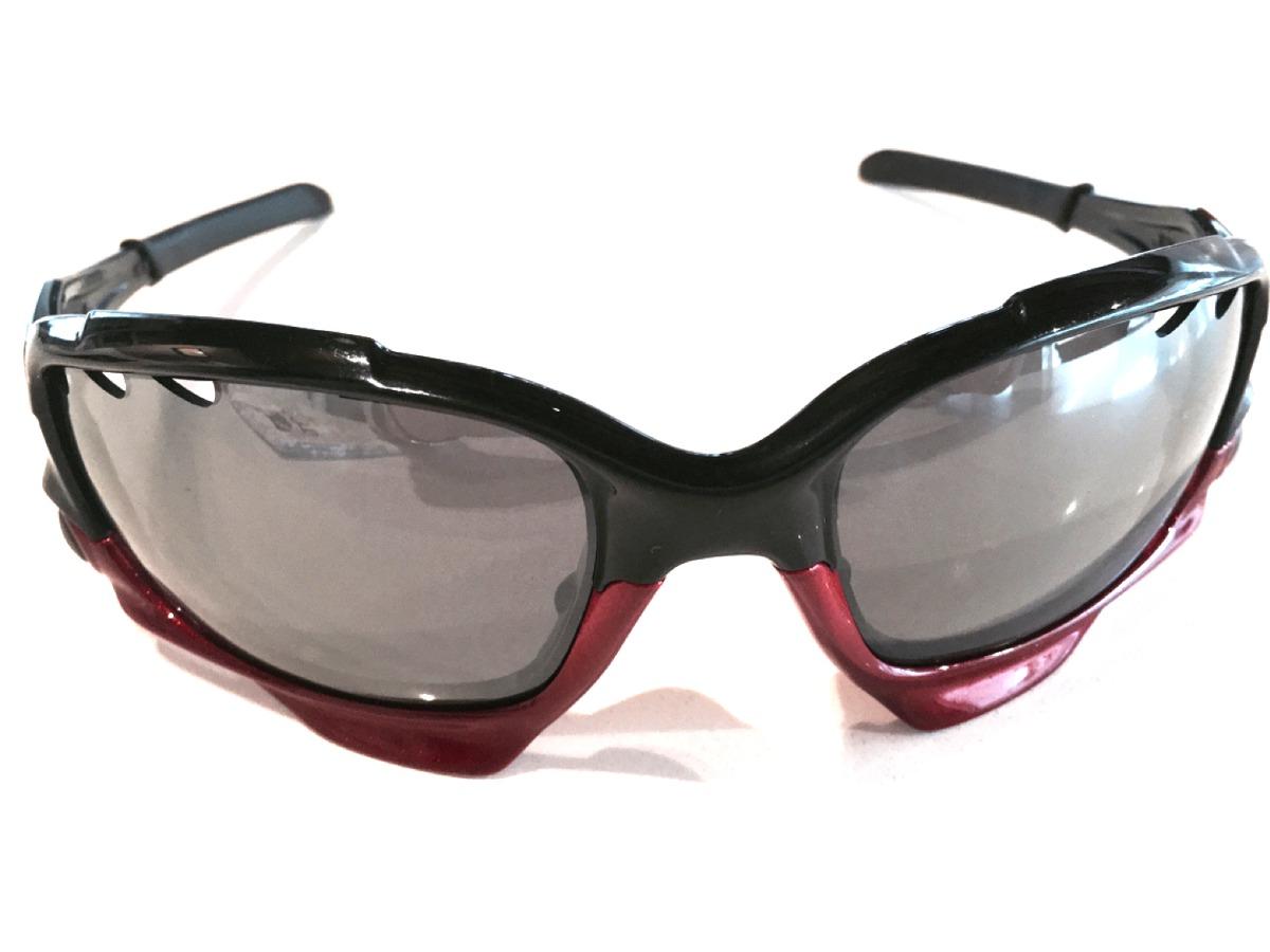 Óculos Oakley Racing Jacket - R  190,00 em Mercado Livre b954c4a156