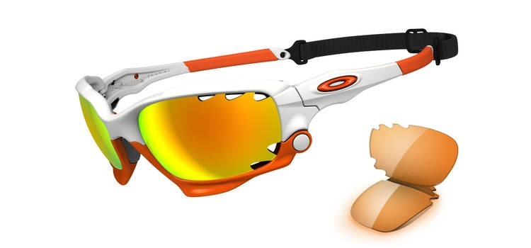 Óculos Oakley Racing Jacket - R  530,00 em Mercado Livre 55369f5125