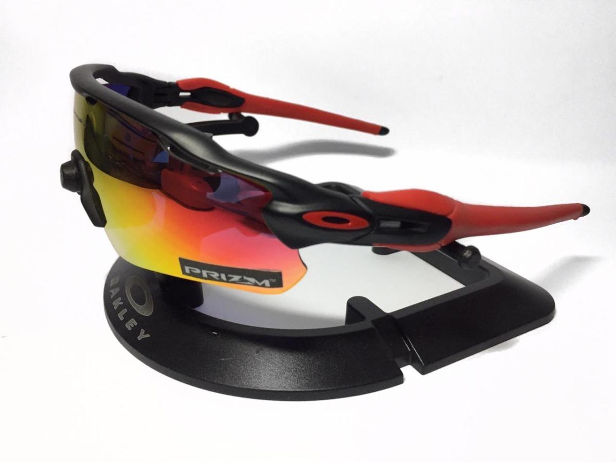 0ba39234c5 óculos oakley radar ev path fotocromático 6 lentes + clip e+. Carregando  zoom.