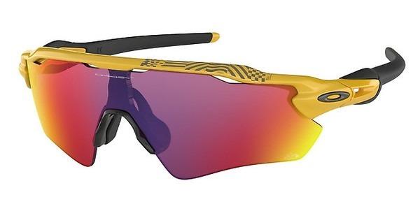 Oculos Oakley Radar Ev Path Tour De France Oo9208 69 Yellow - R  699 ... 6aaa1f8d642
