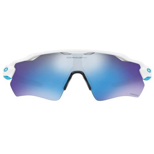 352e331487062 Óculos Oakley Radar Ev White   Prizm Sapphire - Cut Wave - R  399,90 ...