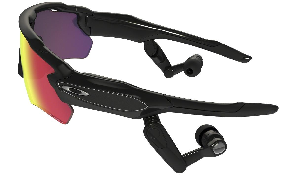 oculos oakley radar pace ciclismo bluetooth fone de ouvidos. Carregando  zoom. 9bff6ac636