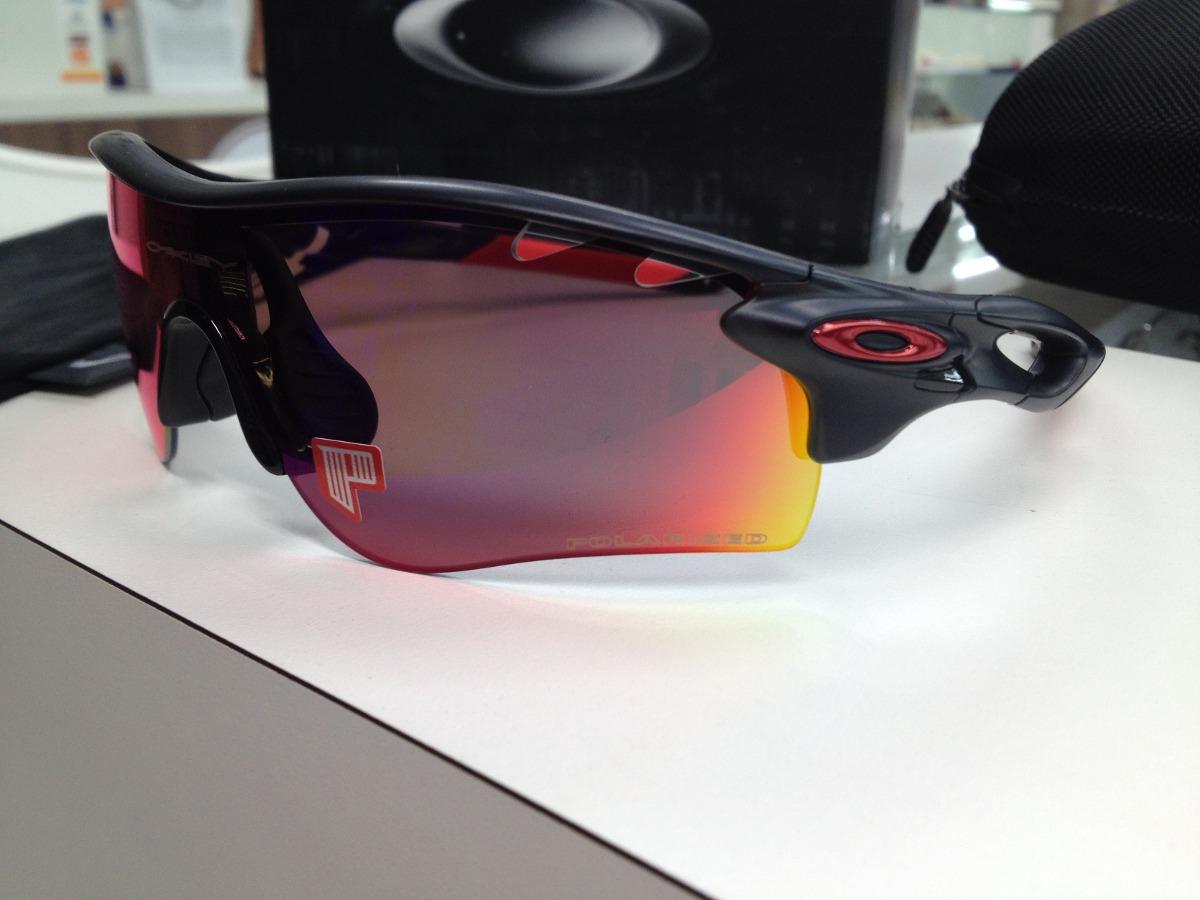 2d81ee2326119 Oculos Oakley Radarlock Polarizado 009181-23 Performace - R  759,99 ...