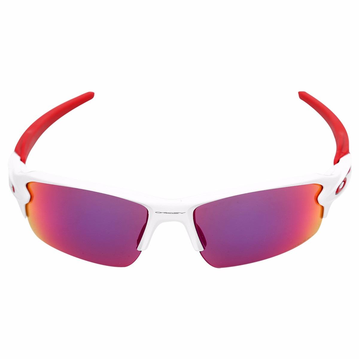 190ac1c067df5 Óculos Oakley Road Flak 2.0 Prizm - R  300