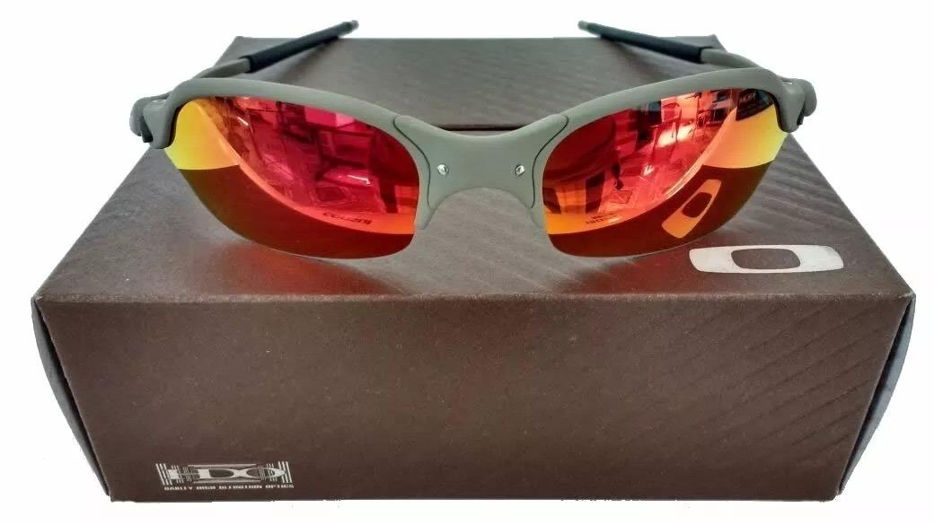 c87640dec oculos oakley rome 2 xmetal lente ruby juliet double x mars. Carregando  zoom.
