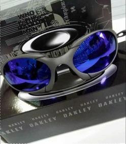 d0e02395d Romeo 2 Lente Azul (((( De Sol Oakley - Óculos De Sol no Mercado Livre  Brasil