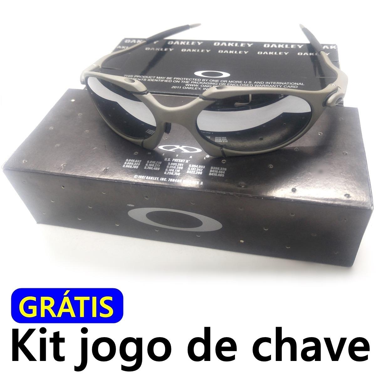 e8c1360a9 Óculos Oakley Romeo 1 2 Liquid Metal Só R$ 89,99 - R$ 89,99 em ...