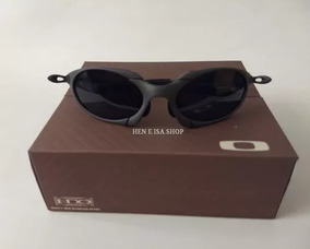 731231feb Oculos Oakley Romeo 1 Preta + Teste + Certificado 12x S/ju