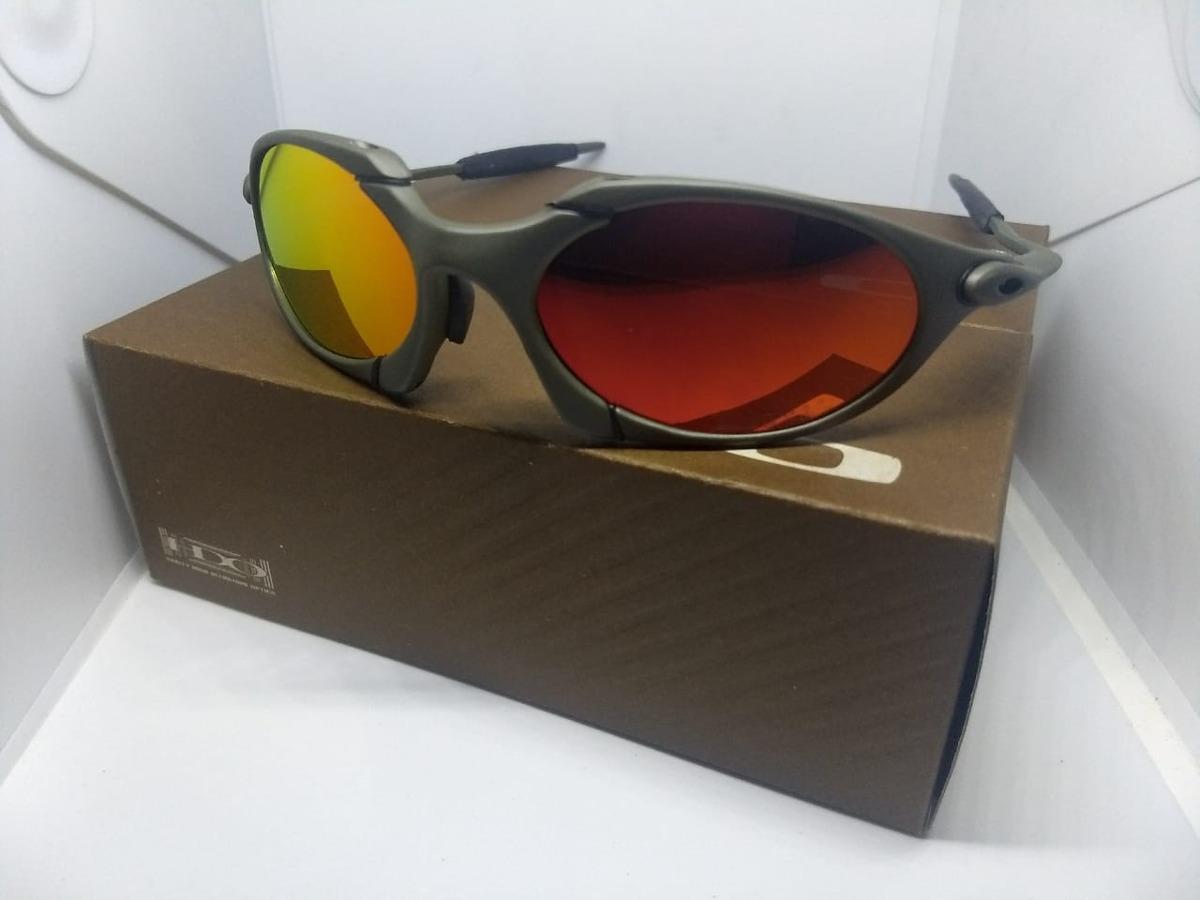 d582cb884d5ca Oculos Oakley Romeo 1 Ruby +teste+chaves+certificado 12x S j - R  95,00 em  Mercado Livre