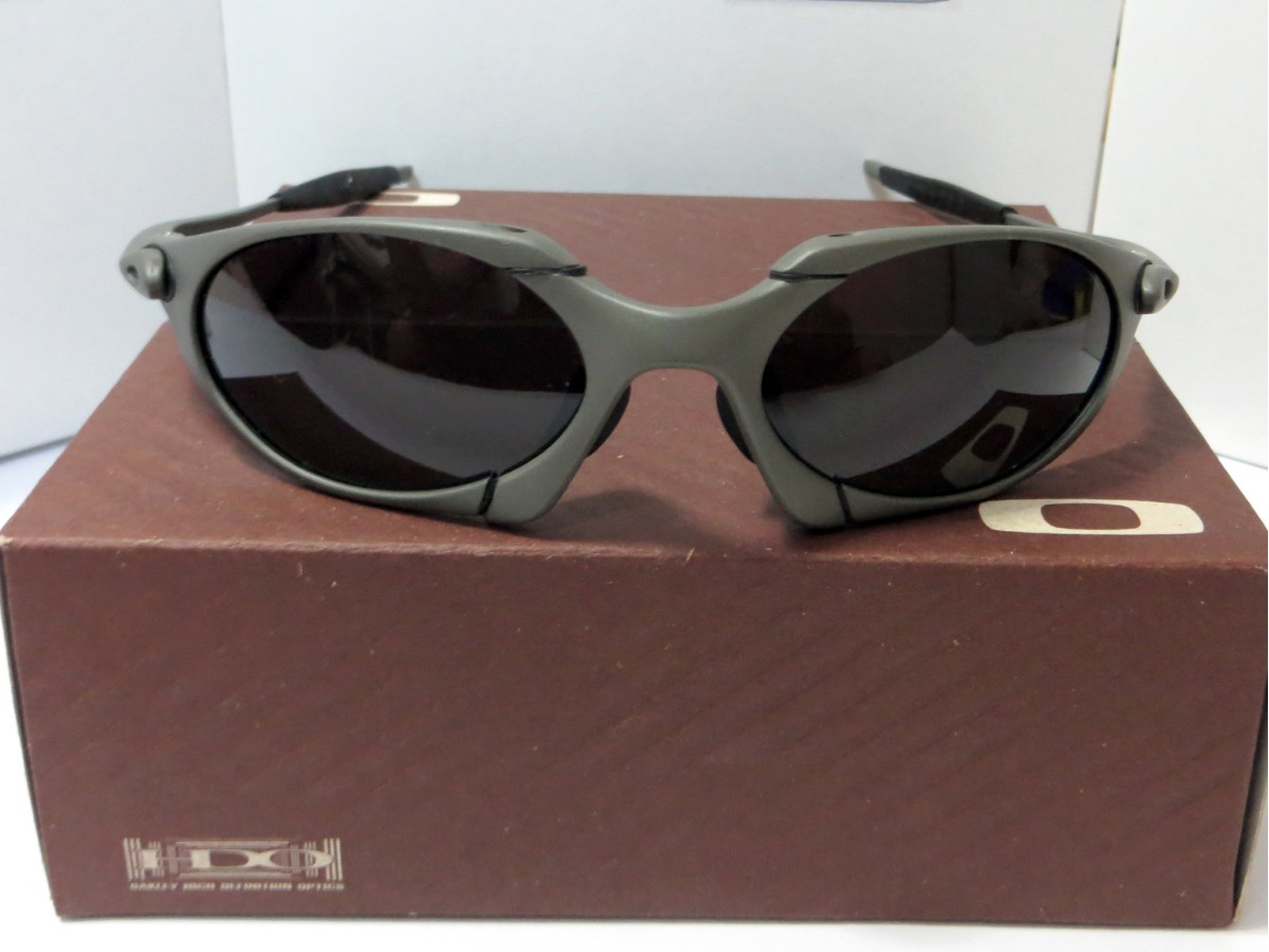 482f9c438 Óculos Oakley Romeo 1 - X-metal / Black - R$ 175,00 em Mercado Livre