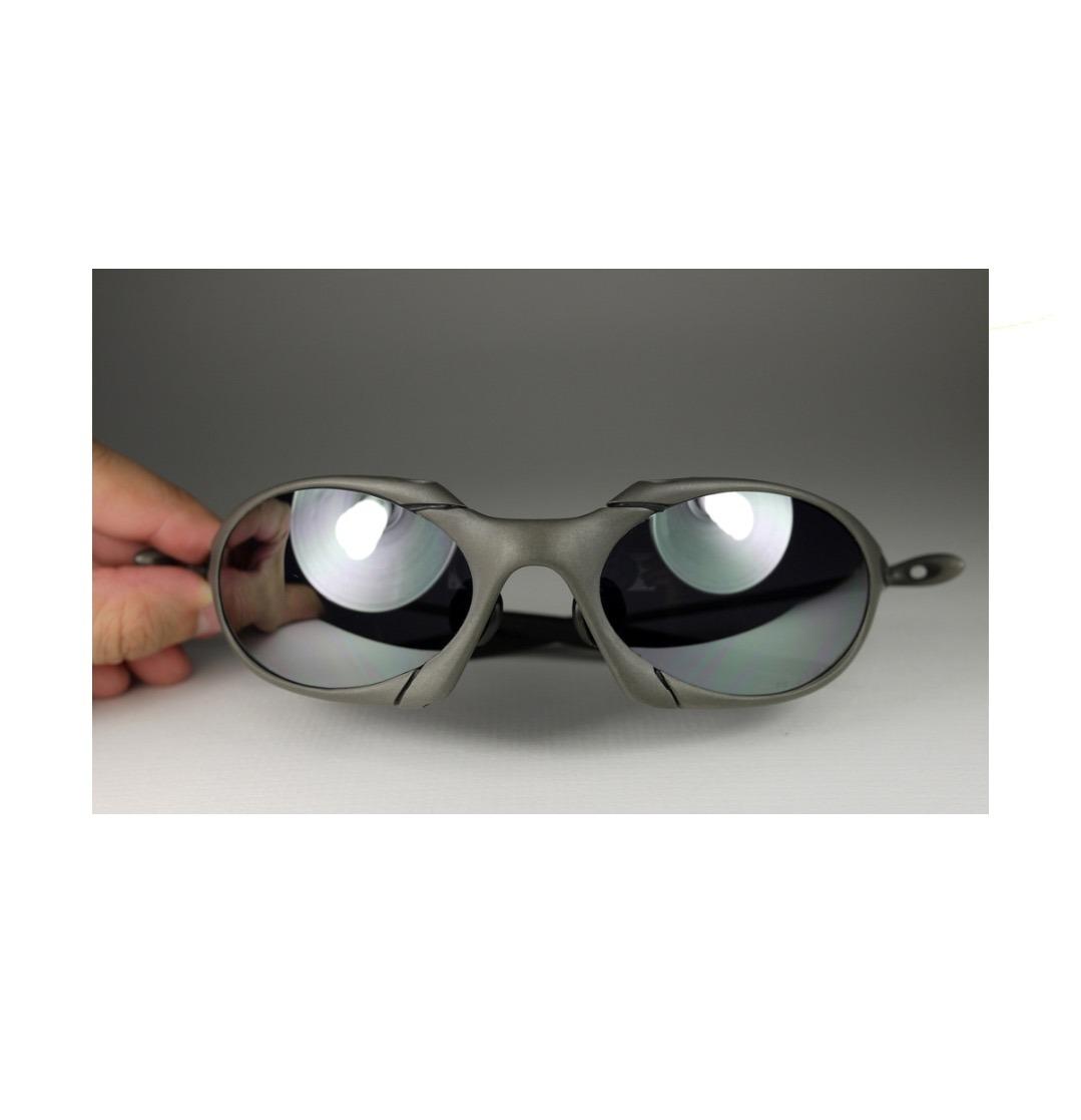 dec098e0145c5 Oculos Oakley Romeo 1 X Metal Novo Original Promoçao So Aqui - R  2.500