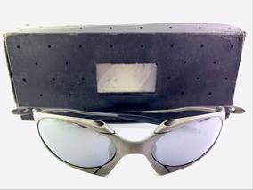 e3e3dd3dc Óculos Oakley Romeo 1 Xmetal Na Caixa Lente Black Iridium